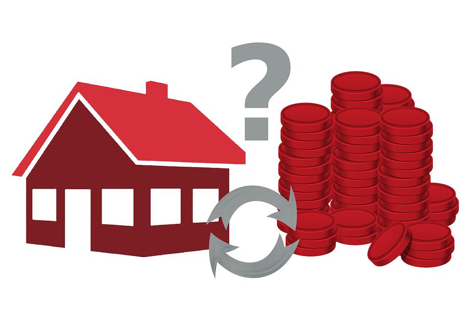 mince za dům
